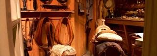 High Desert Museum featuring interior views