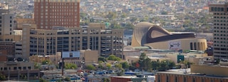 El Paso featuring a city