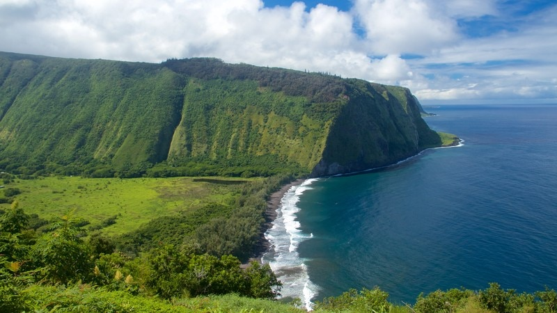 Waipio Valley Lookout