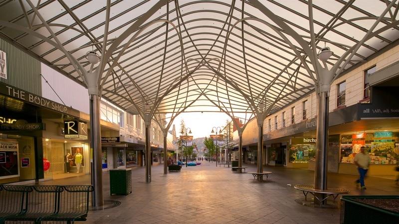 Brisbane Street Mall