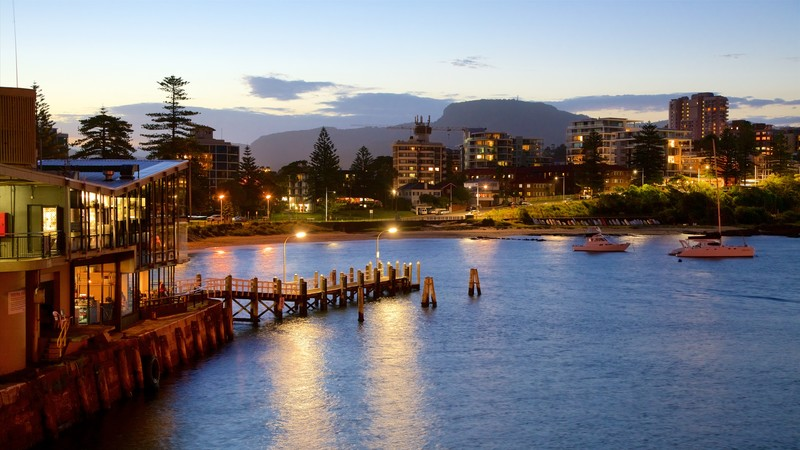 Wollongong Harbor