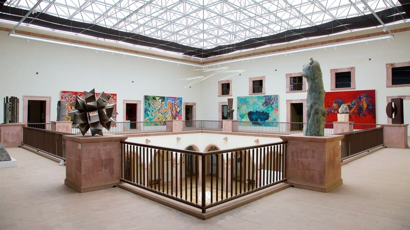 Manuel Felguérez Museum of Abstract Art
