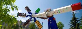 Canada\'s Wonderland which includes rides
