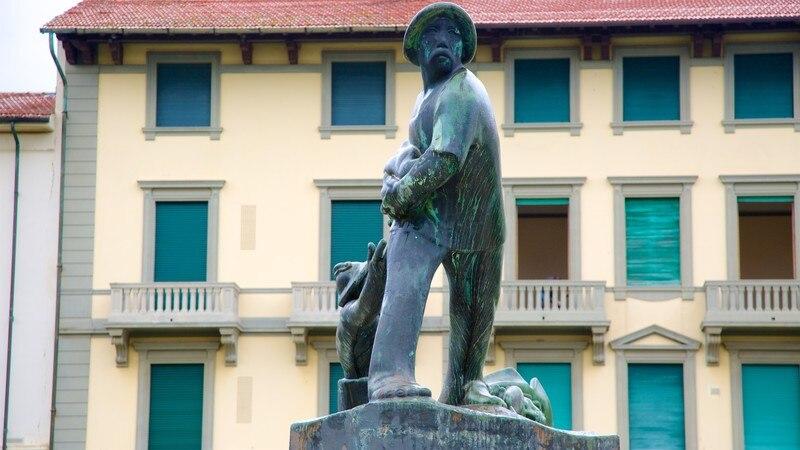 War Memorial of Viareggio