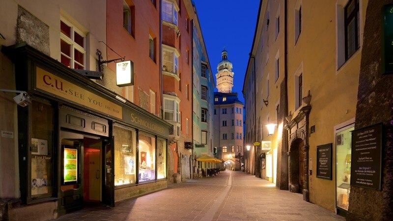 Tour de la ville