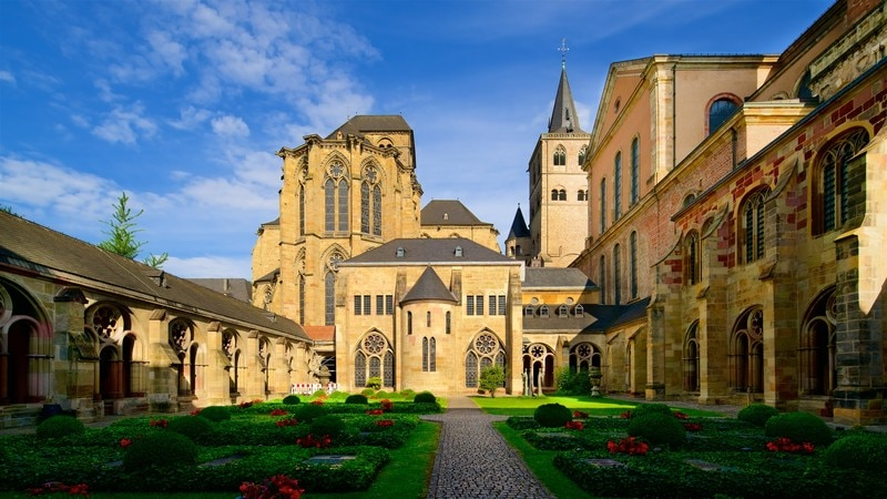Cathedral of Trier (Trierer Dom)