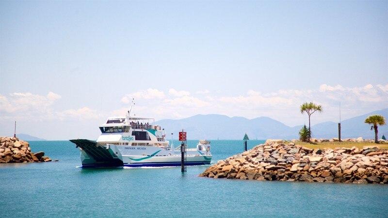 Terminal de ferry de Magnetic Island
