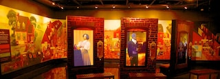 African American Museum featuring interior views
