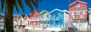 Costa Nova Beach