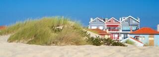 Costa Nova Beach featuring a sandy beach