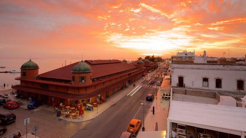 Mercado municipal de Olhão