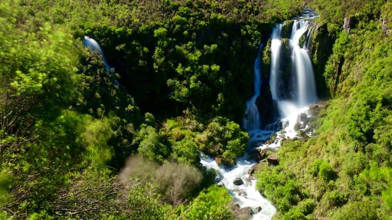 Cascade de Waipunga