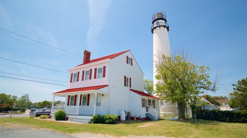 Museum Fenwick Island Lighthouse