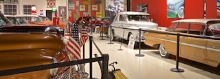 Classic Car Collection featuring heritage elements and interior views