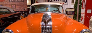 Classic Car Collection showing interior views and heritage elements