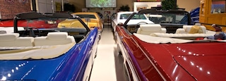 Classic Car Collection which includes heritage elements and interior views