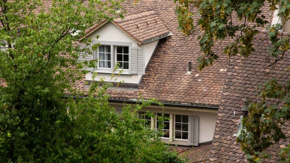 Lindenhof featuring a house