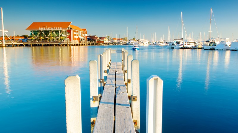 Port de plaisance Hillarys Boat Harbour