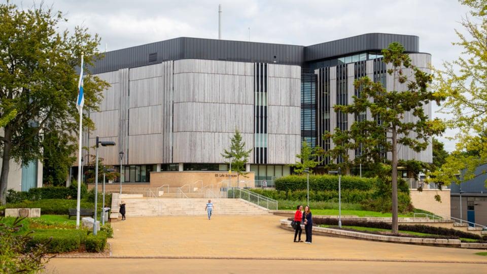 University of Southampton featuring street scenes
