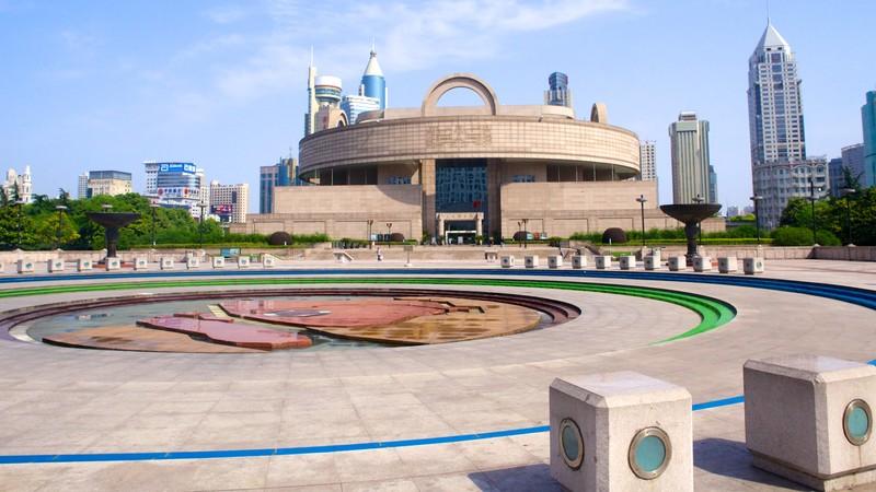 상하이 박물관
