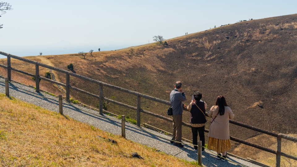 Ito showing views, landscape views and tranquil scenes