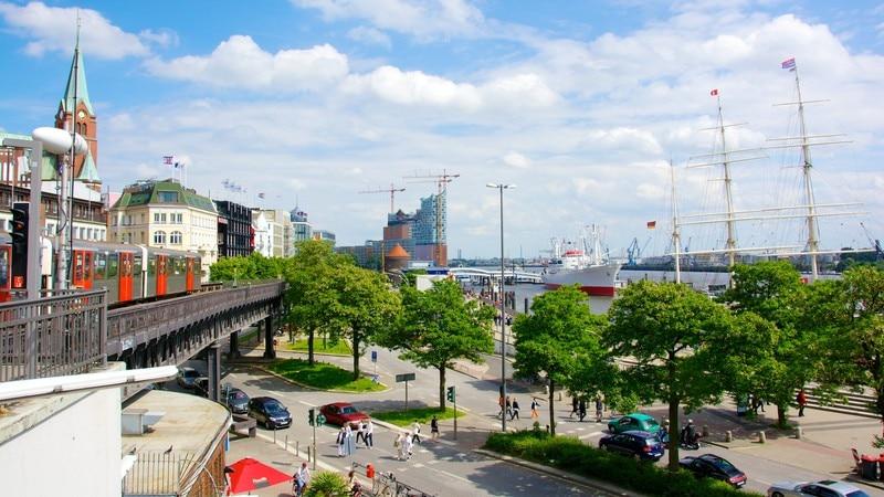 Hotel Garni In Hamburg