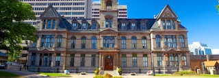 Halifax which includes an administrative buidling and heritage architecture