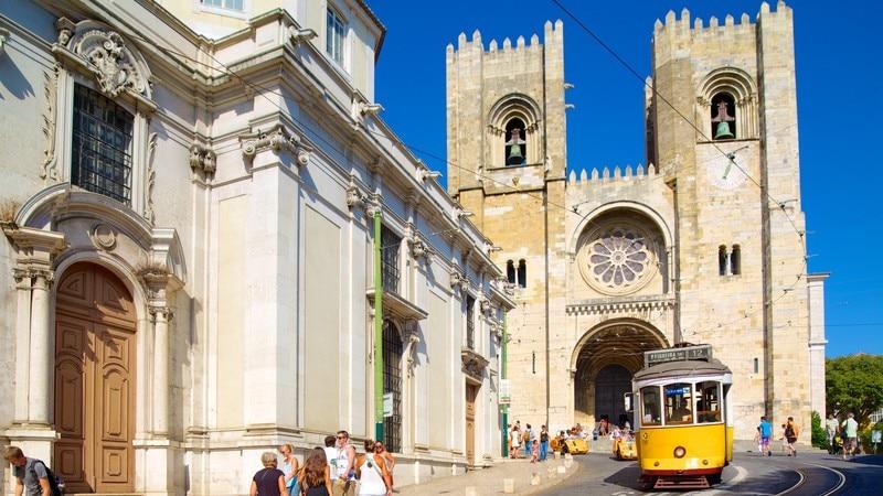 Cathédrale de Lisbonne (Se)