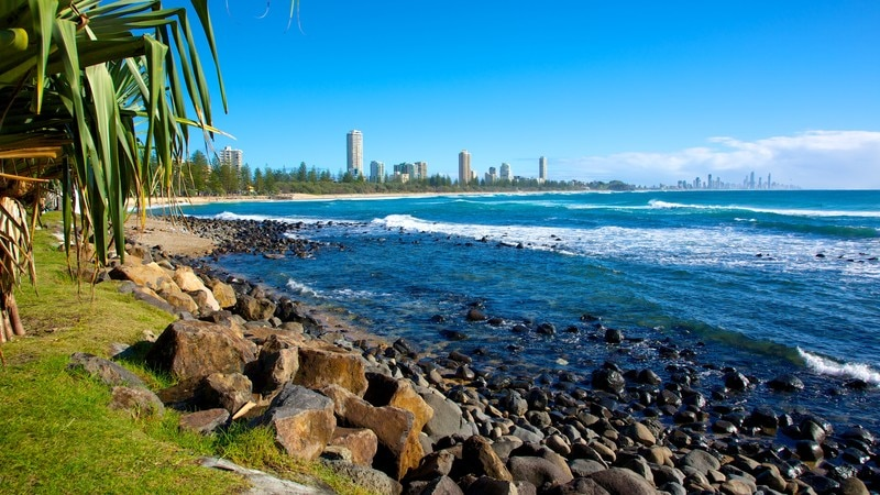 Wallpaper Burleigh Heads Beach Gold Coast Queensland: Things To Do In Gold Coast 2017: Top Attractions