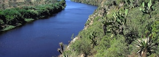 Swellendam featuring landscape views, a river or creek and tranquil scenes