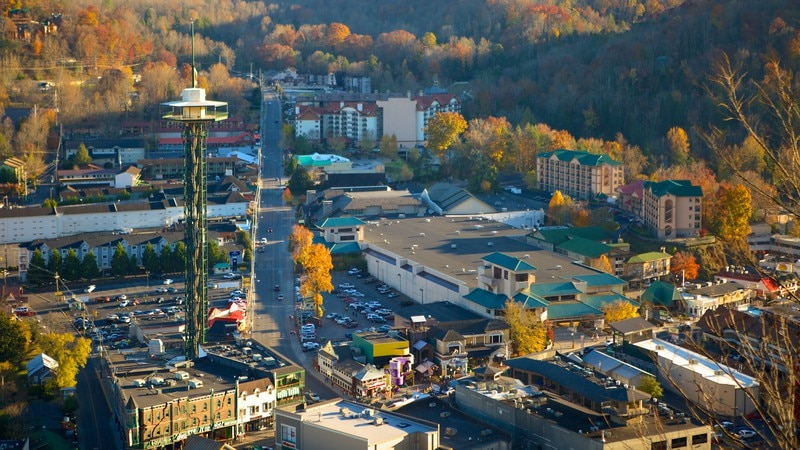Gatlinburg Space Needle