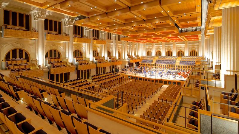 Konzerthalle Sala São Paulo