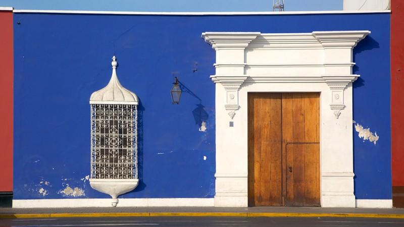 Trujillo Plaza de Armas