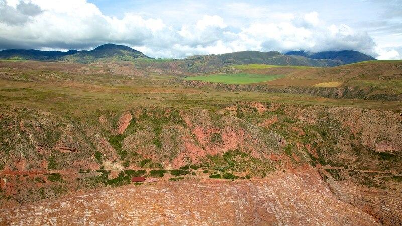Salt Mines Of Maras