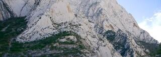 Canon de la Huasteca featuring landscape views and mountains