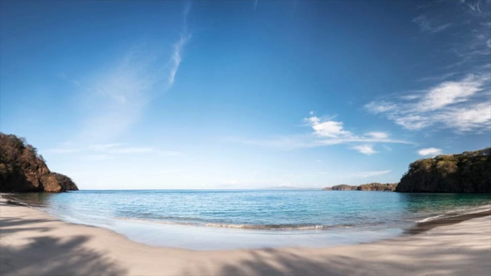 Guanacaste - North Pacific Coast which includes a beach and landscape views