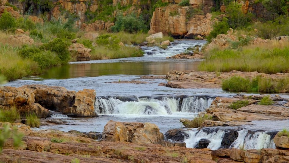 Mpumalanga - Limpopo featuring a river or creek and landscape views