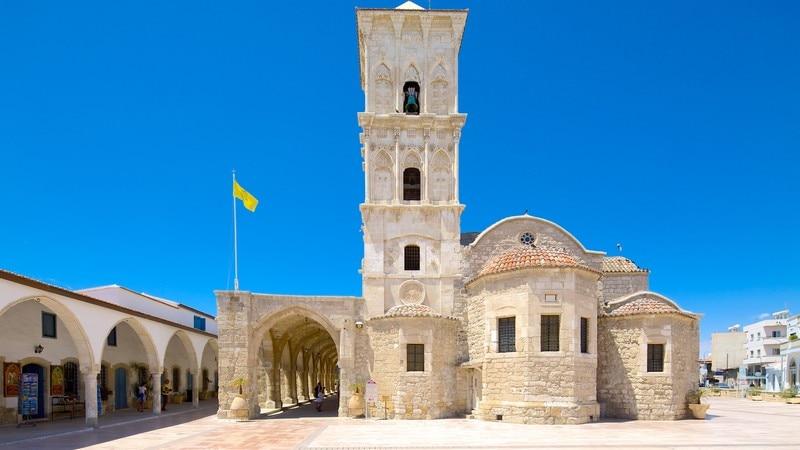 Église de Saint Lazarus