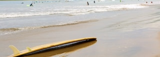 Tamarindo which includes a beach and surfing