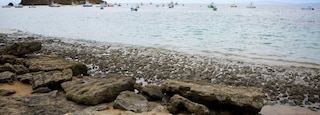 El Ocotal showing rocky coastline