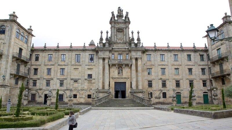 Monastère de San Martiño Pinario