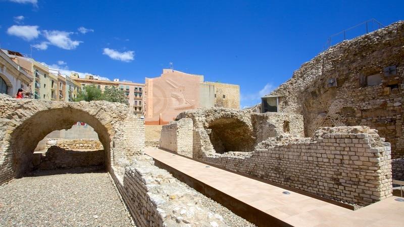 Tarragona Roman Wall