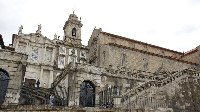 Church of Sao Francisco showing religious aspects, a church or cathedral and heritage architecture