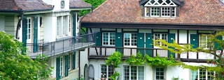 Thun featuring a house and heritage architecture