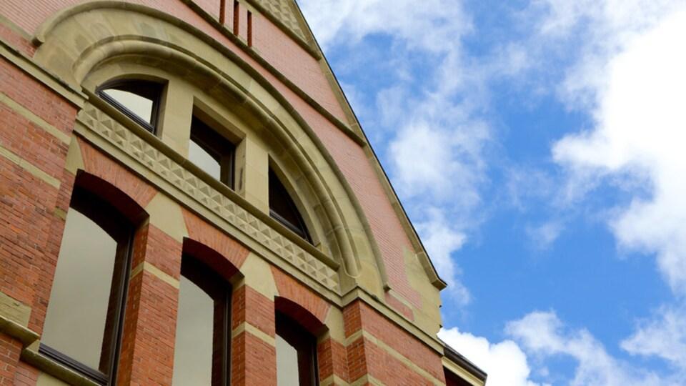 Truro which includes heritage architecture