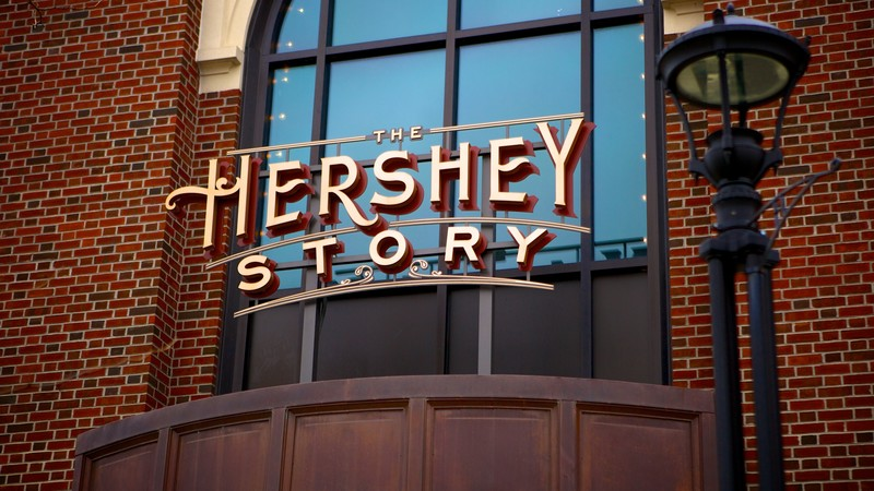Hershey Theatre The Story Museum
