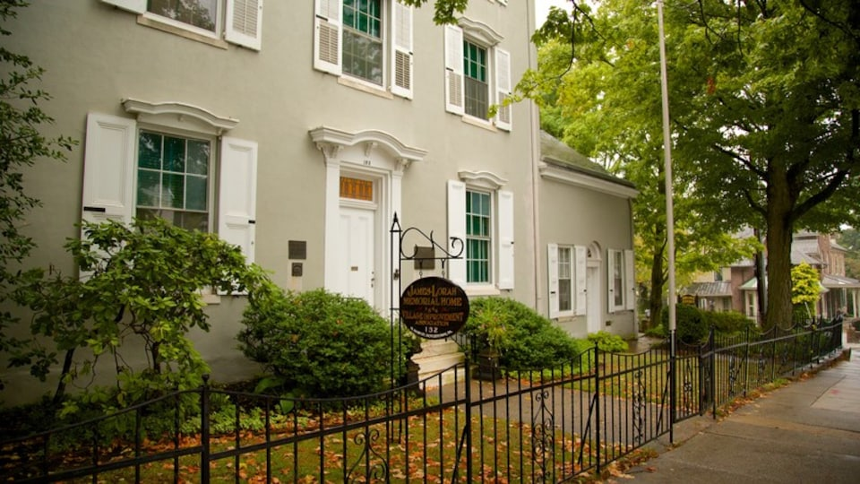 Doylestown showing heritage architecture