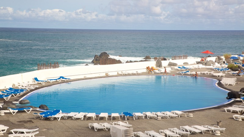 Lago Martianez Swimming Pools