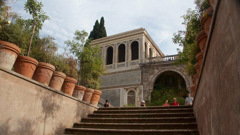 Farnese Gardens (Orti Farnesiani)