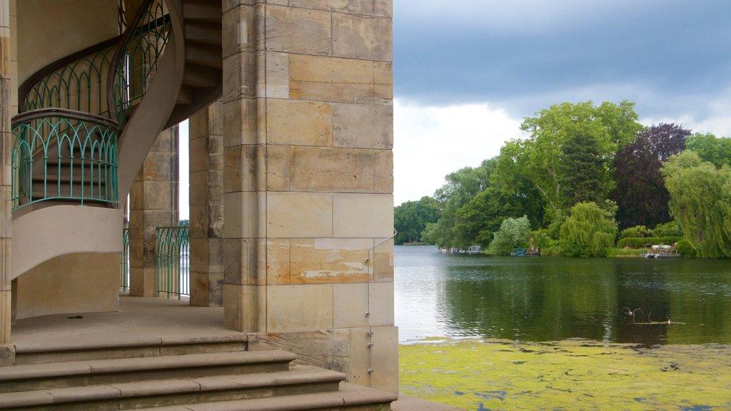 Potsdam featuring a lake or waterhole
